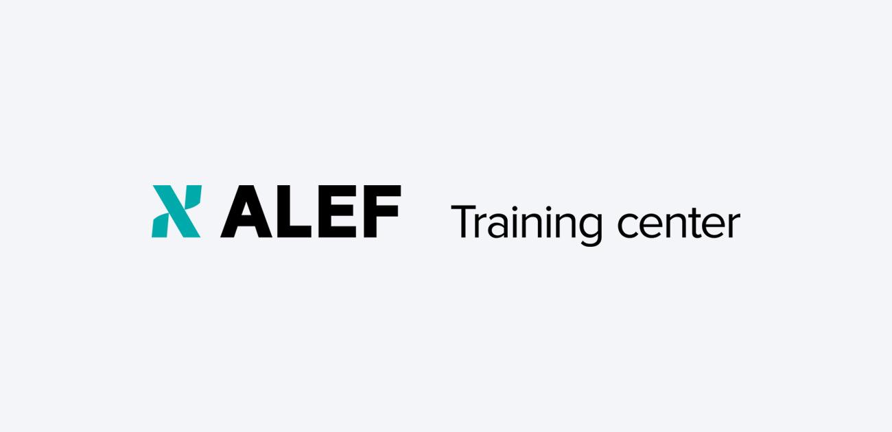ALEF | ALEF TRAINING
